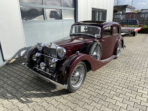 1939 MG VA Saloon , Completely Restored For Sale