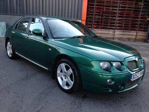 2002 MG ZT 190+ V6 2.5 FULL MOT For Sale