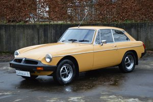 (1101) MG B GT - 1976 For Sale