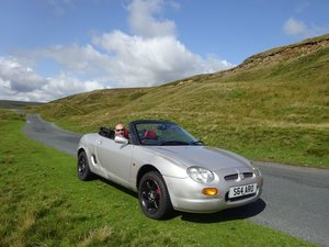 1998 MGF EXCELLENT RUNNER READY TO GO