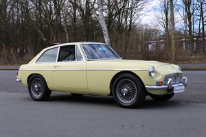 Picture of 1969 30 year ownership fastidiously maintained MG C SOLD