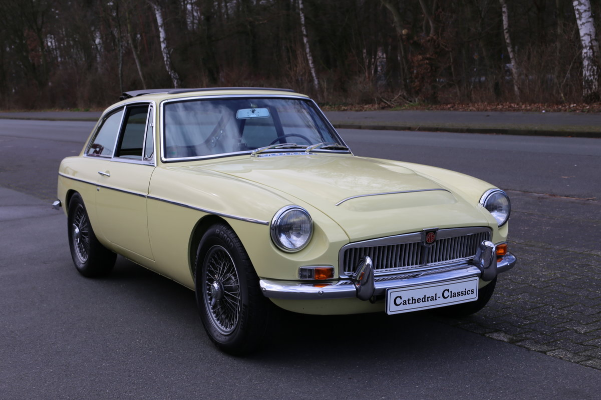 1969 30 year ownership fastidiously maintained MG C SOLD (picture 6 of 6)