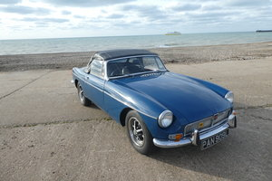 1972 MGB ROADSTER SUSSEX