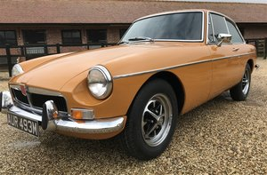 1974  MGB GT Overdrive