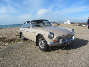 1969 MGB GT SERIES ! SUSSEX