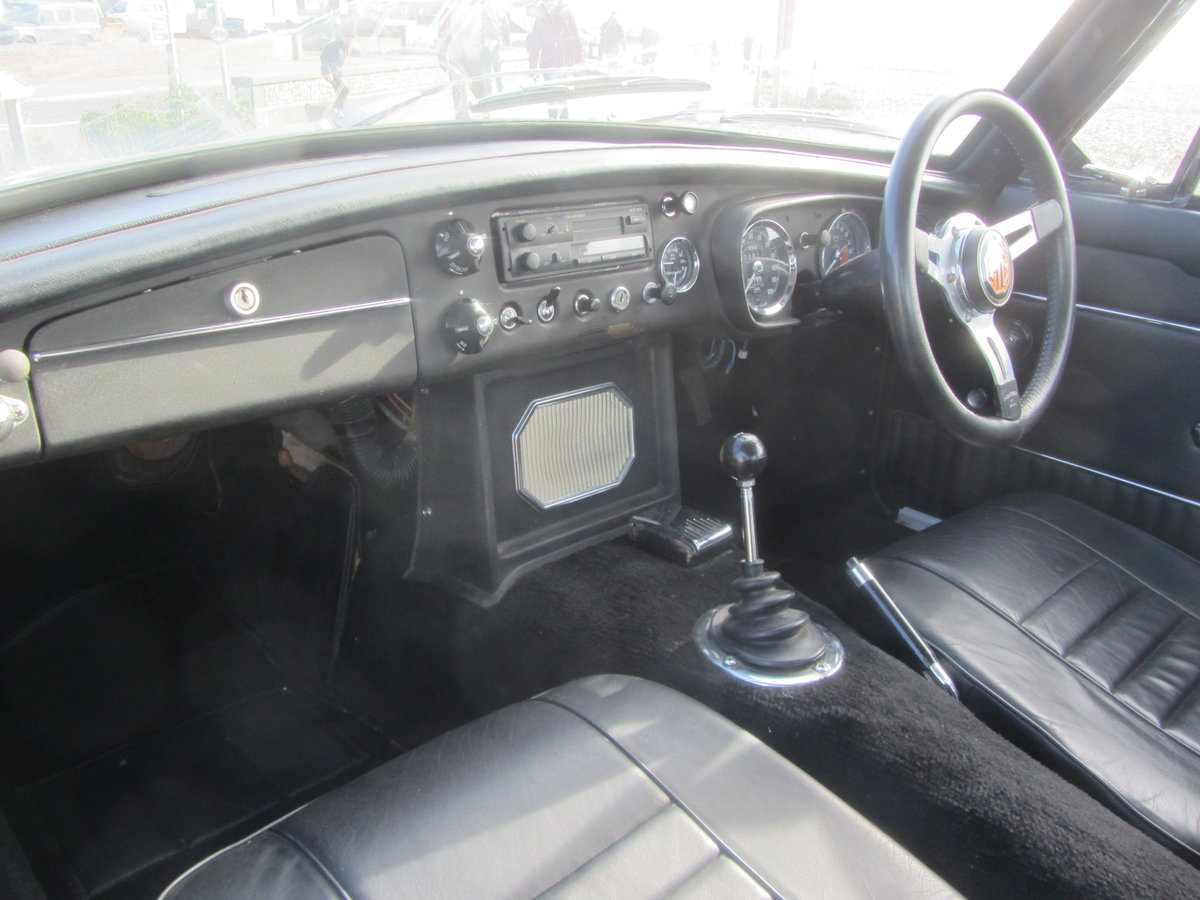 1969 MGB GT SERIES ! SUSSEX SOLD (picture 6 of 6)
