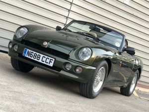1995 MG RV8 Absolutely Pristine Collectors Car