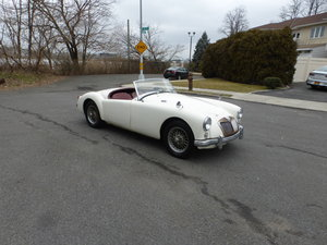 1957 MGA Roadster Good Mechanics