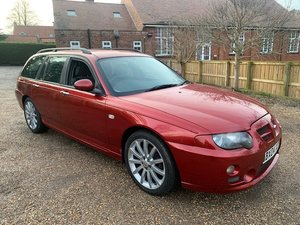 2004 MG ZT Estate SOLD by Auction