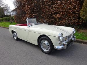 1963 MG MIDGET Mk 1  59,000 miles only