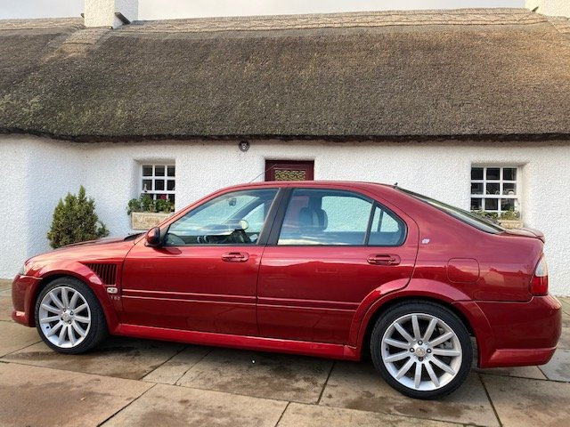2004 MG ZS 2.5 180 5dr  50,000 miles SOLD (picture 2 of 6)