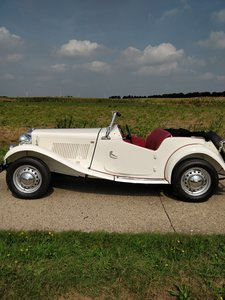 1953 MG TD '53  lhd For Sale