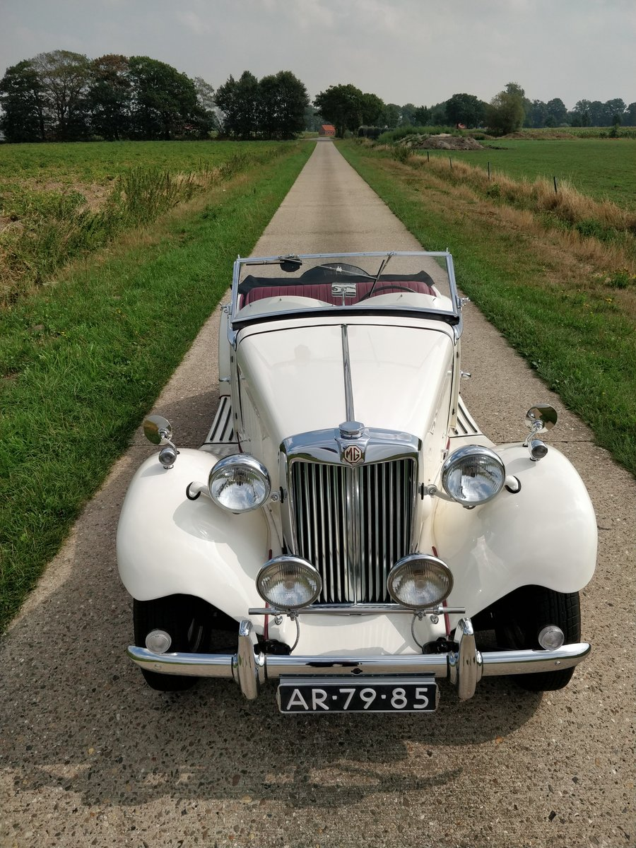 1953 MG TD '53  LHD For Sale (picture 3 of 6)