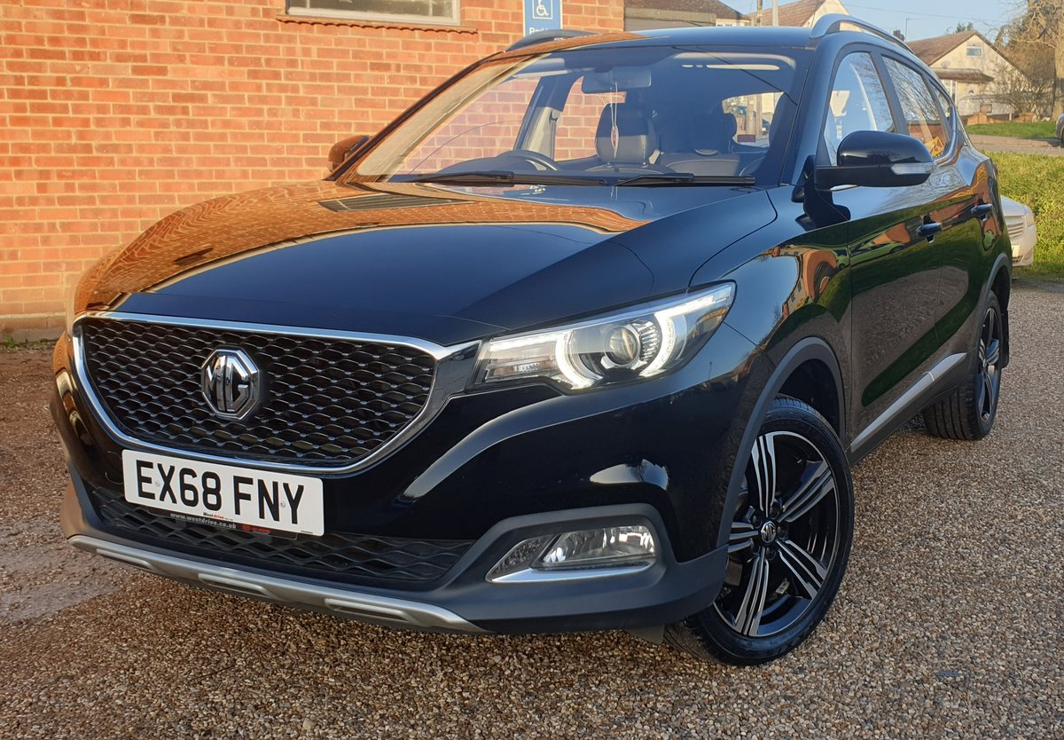 2018 MG ZS 1.5 VTi-TECH Exclusive  For Sale (picture 1 of 6)