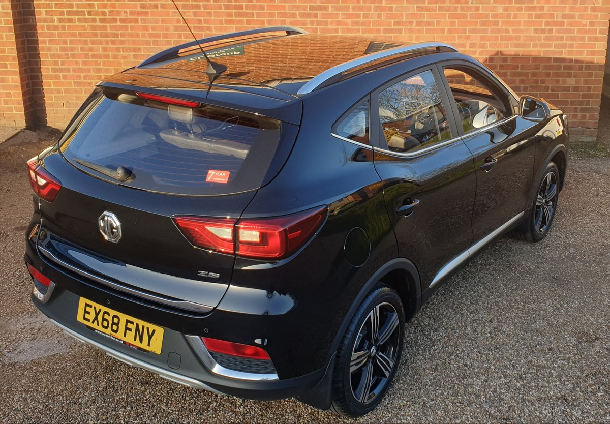 2018 MG ZS 1.5 VTi-TECH Exclusive  For Sale (picture 3 of 6)