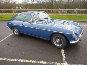 1967 MG B GT for Auction 16th - 17th July