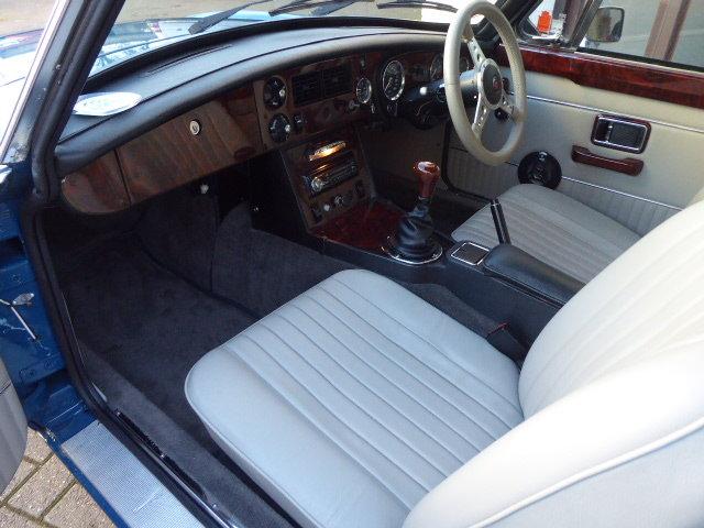 1973 MGB GT V8, Genuine C/B Factory V8 For Sale (picture 3 of 6)