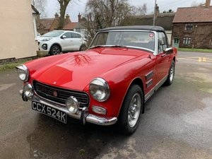 1972 MG Midget.1275cc Round Rear Arches For Sale