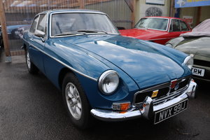 Picture of 1971 MGB GT,Professional rebuild, MGOC RECOMMENDED,full sunroof. SOLD