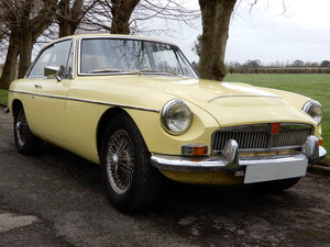 1971 MGC GT For Sale