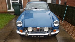 1969 MGB GT MOT Feb 2021 For Sale