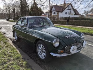 1969 MGB GT Rally Prepared For Sale