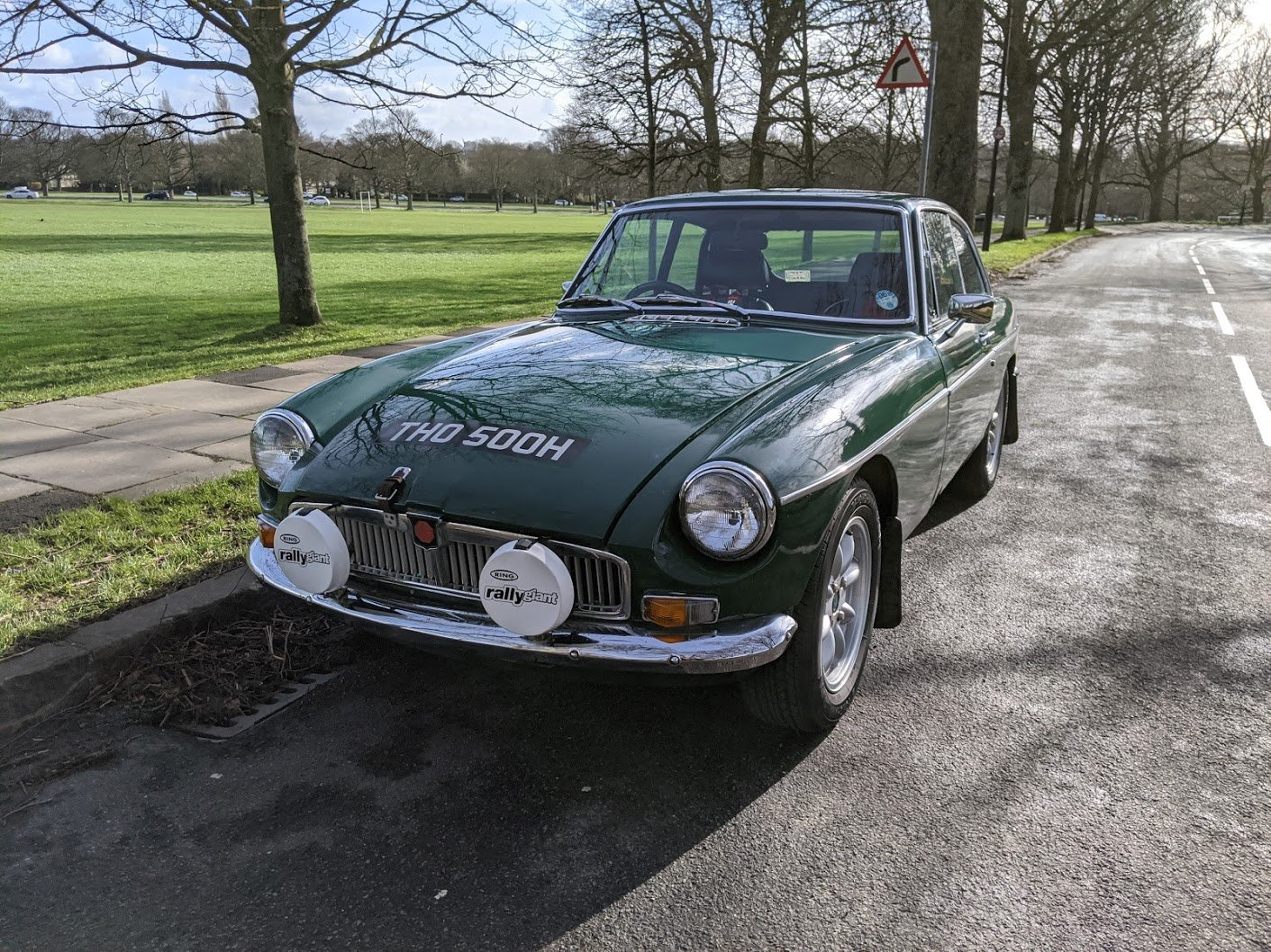 1969 MGB GT Rally Prepared SOLD (picture 2 of 6)