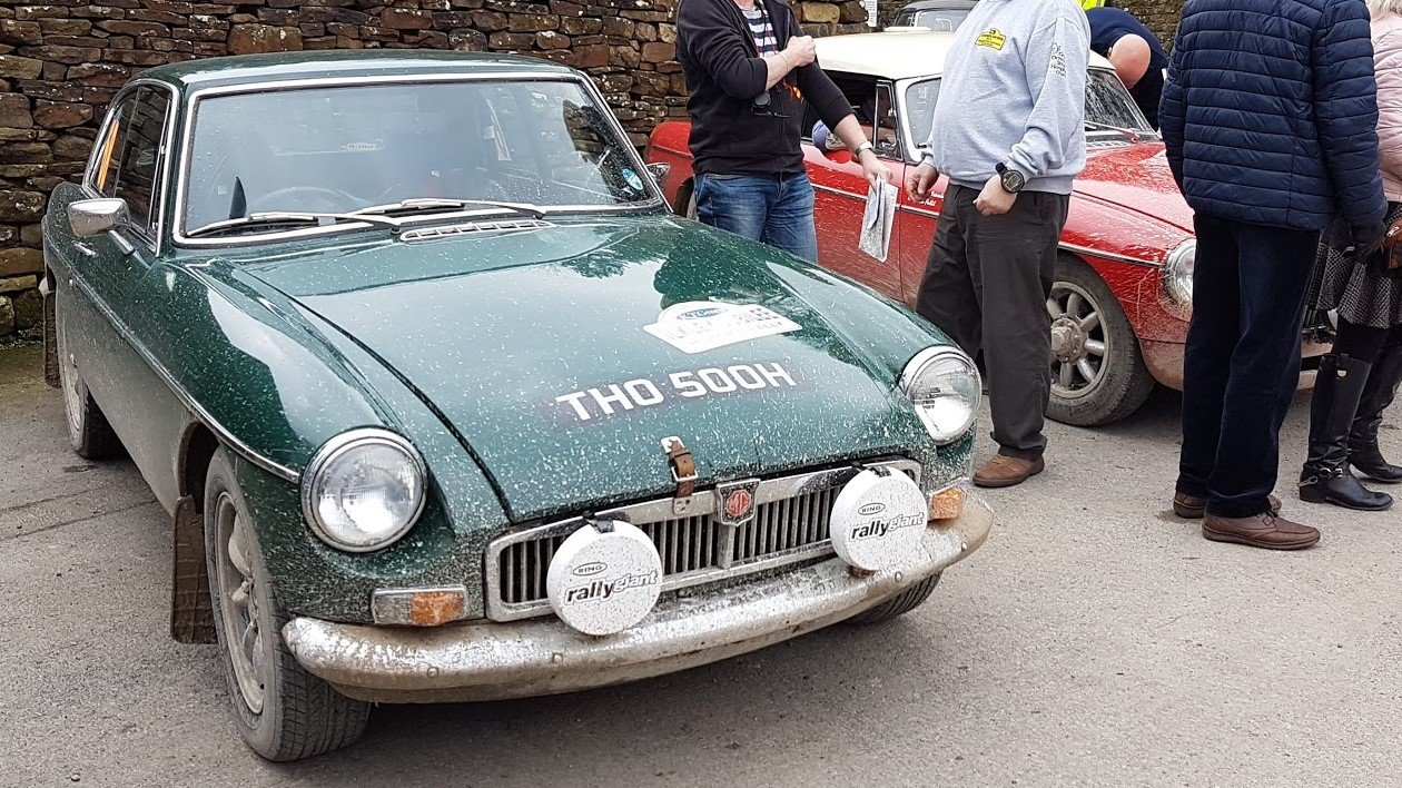 1969 MGB GT Rally Prepared SOLD (picture 5 of 6)