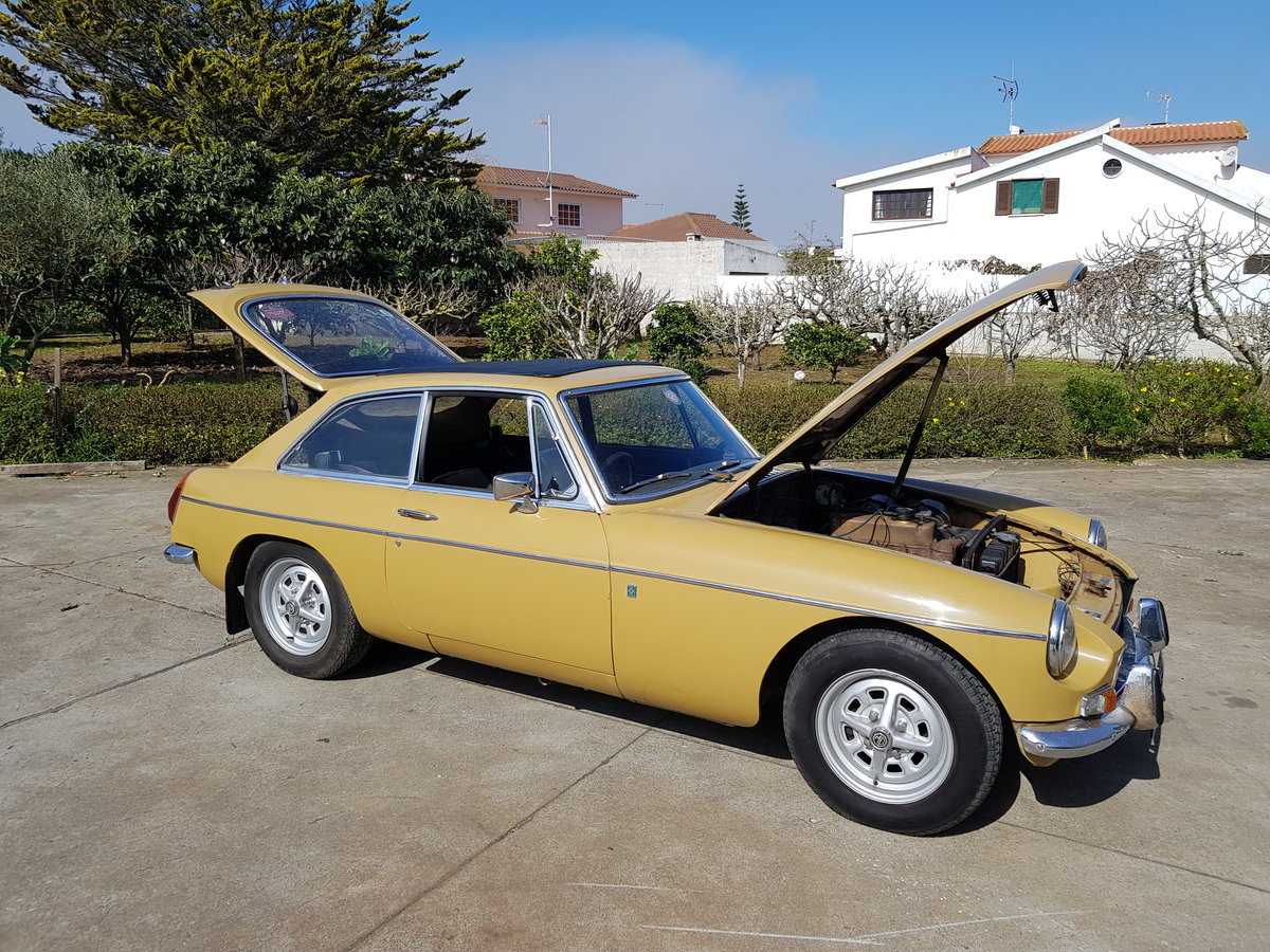 1972 Mg bgt For Sale (picture 1 of 5)