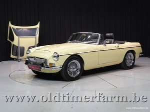 1968 MG C Roadster '68 CH724G For Sale