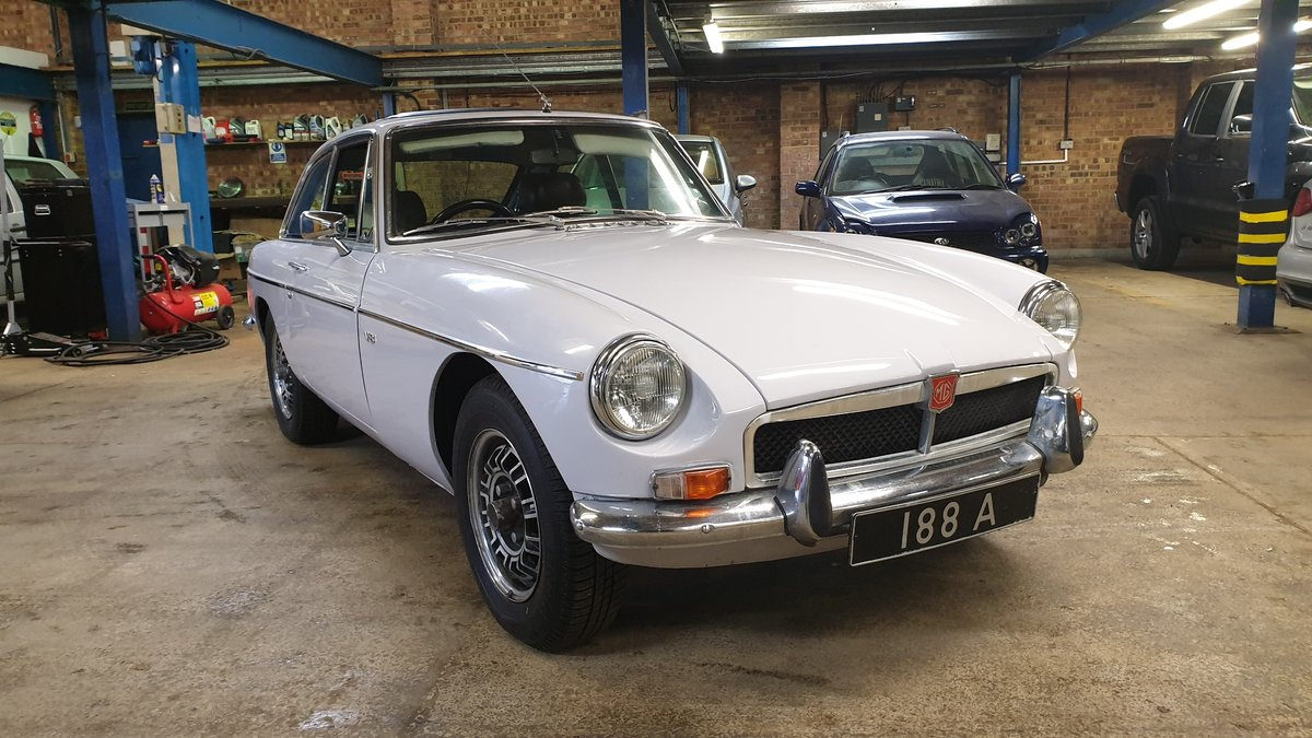 1975 MGB GT V8 - Well maintained car For Sale (picture 2 of 6)