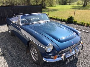 1969 MG C Roadster For Sale by Auction