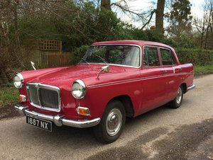 1959 MG Magnette MkIII 18000 miles from new For Sale