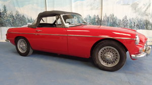 MG B 1968 For Sale