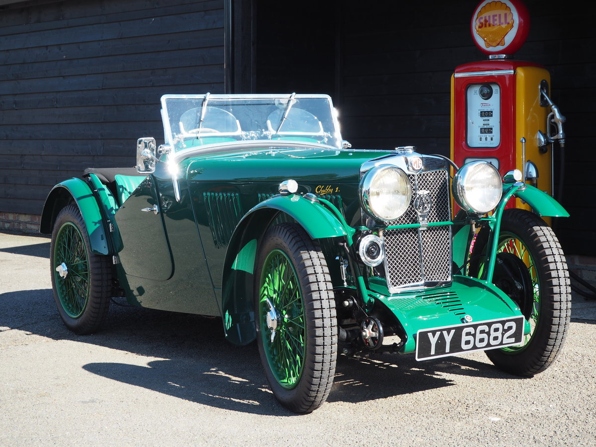 1932 MG J2 for sale  For Sale (picture 1 of 6)