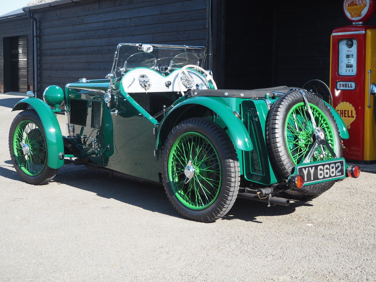 1932 MG J2 for sale  For Sale (picture 2 of 6)
