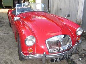 1962 MGA 1600  For Sale