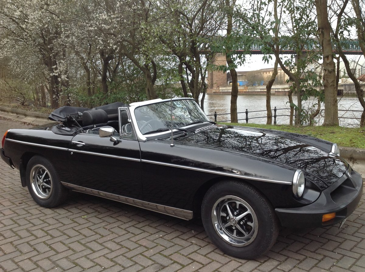 1978 MGB Roadster For Sale (picture 3 of 5)