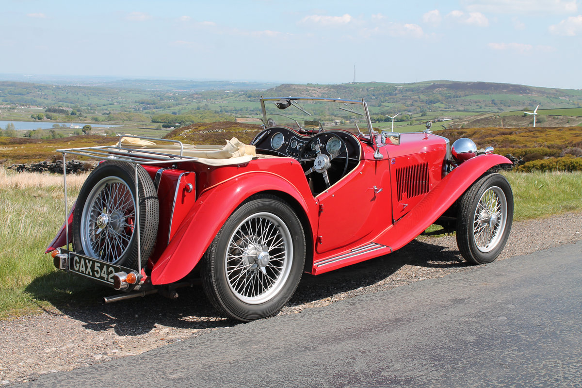 1947 MG TC NOW SOLD For Sale (picture 2 of 10)