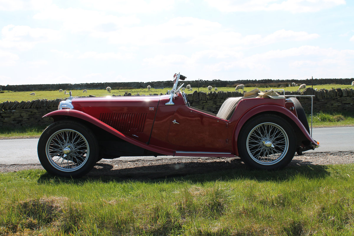 1947 MG TC NOW SOLD For Sale (picture 4 of 10)