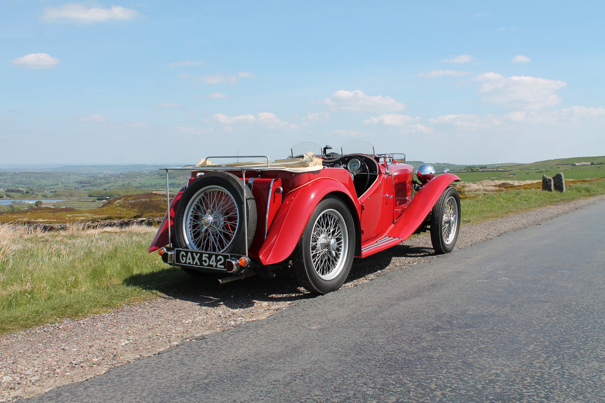 1947 MG TC NOW SOLD For Sale (picture 5 of 10)