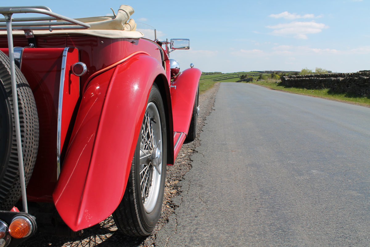 1947 MG TC NOW SOLD For Sale (picture 6 of 10)