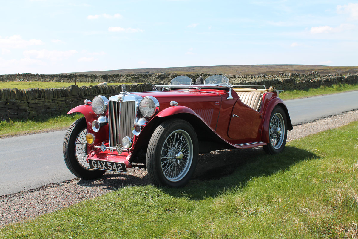 1947 MG TC NOW SOLD For Sale (picture 7 of 10)
