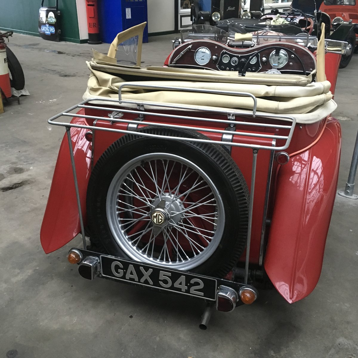 1947 MG TC NOW SOLD For Sale (picture 10 of 10)