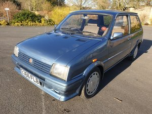 1987 MG Metro Turbo SOLD by Auction