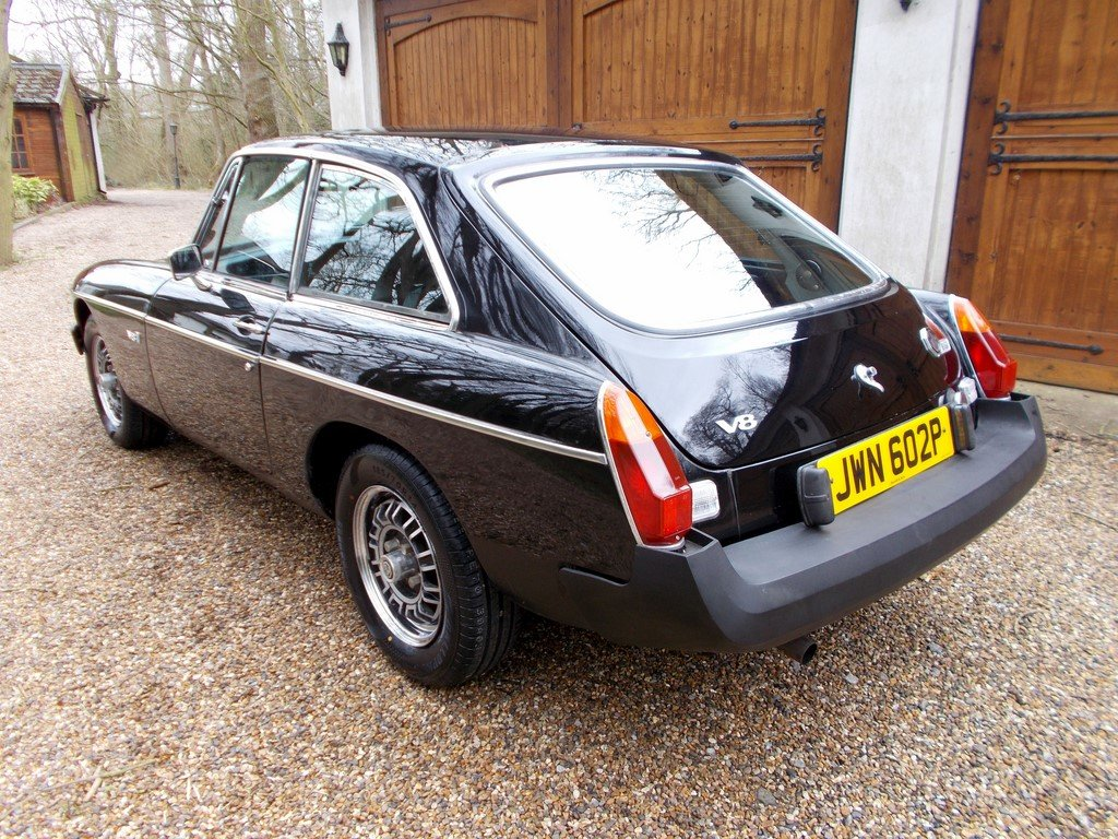 MG BGT 1975 Factory V8  For Sale (picture 1 of 6)