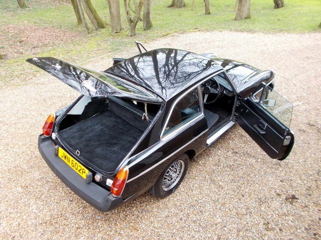 MG BGT 1975 Factory V8  For Sale (picture 2 of 6)