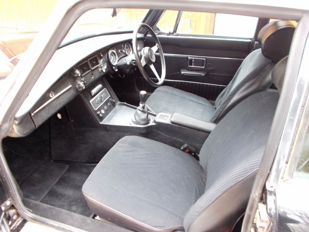 MG BGT 1975 Factory V8  For Sale (picture 5 of 6)