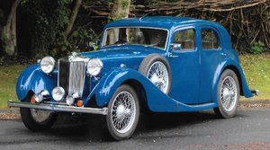 1937 MG VA SALOON For Sale