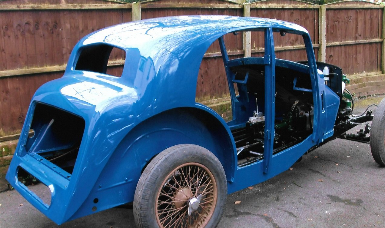 1937 MG VA SALOON For Sale (picture 6 of 6)